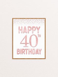Happy Birthday Cheers to 30 Years Anniversary Sign Confetti Corall Gold Birthday Party Decoration Pink Birthday décor 40th Birthday Party Themes, Happy 80th Birthday, Birthday Cheers, Pink Birthday, Birthday Party Decorations, Happy 30th, Anniversary Gifts For Parents, 30th Anniversary, Confetti