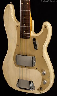 Fender Custom Shop 1959 Journeyman Relic® Precision Bass® | Reverb