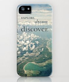 discover - iPhone case