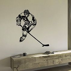 Wall Decal Vinyl Sticker Gym Winter Sport Ice Hockey Player Sb651 ElegantWallDecals http://www.amazon.com/dp/B012DTPQYA/ref=cm_sw_r_pi_dp_g-iYvb18E0B30