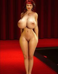Quality nude high 3d