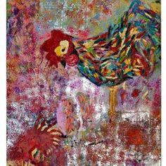 Miri Eitan Sadeh Http://miriesart   mixed media on canvas art 80 × 100 cm International Shipping