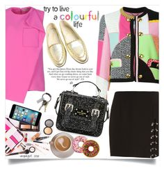 """We Never Go Out of Style!"" by vespagirl ❤ liked on Polyvore featuring мода, Balenciaga, Moschino, Versus, Kate Spade, Chanel, CB2, women's clothing, women и female"