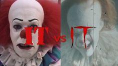 IT Movie Comparison - Old vs New
