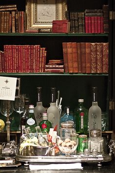 Library bar.
