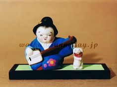 Joueuse de et Shamisen player and の 弾きと ceramic Jp Japan, Snow White, Disney Characters, Fictional Characters, Ceramics, Disney Princess, Dogs, Instagram, Ceramica