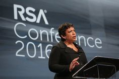 White House Officials Soften Approach at RSA Conference Administration officials showed up at the symposium urging cooperation just as the tech community is roiled by the case between Apple and the F.B.I. Technology Computer Security