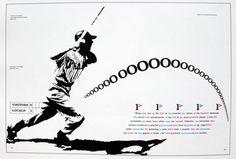 Baseball · Bradbury Thompson