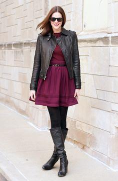 Dark Valentine on What I Wore, Jessica Quirk, whatiwore.tumblr.com