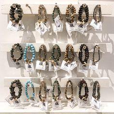 Say Reusch Studios jewelry and artwork available for purchase at @westsidemarketatlanta starting today!!! #handmadejewelry #jewlery #jewelrydisplay #beads #bracelets #shoplocal #westsidemarket Jewellery Display, Jewelry Shop, Holiday Gift Guide, Holiday Gifts, Handmade Bracelets, Handcrafted Jewelry, Clean Beauty, Bath And Body, Jewlery