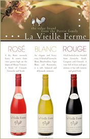 #LaVieilleFerme - Famille #Perrin wines