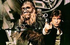 Star Wars: Episodio IV - Una nueva esperanza (La guerra de las galaxias) : Foto Harrison Ford, Peter Mayhew