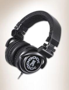 Crooks & Castles XL Headphones