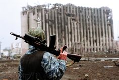 Commemorating the First Chechen War in Pictures