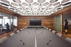 WAN INTERIORS Offices/commercial, Aurecon Melbourne