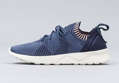 #sneakers #news  New Colorways Of The adidas ZX Flux ADV Virtue Primeknit Emerge