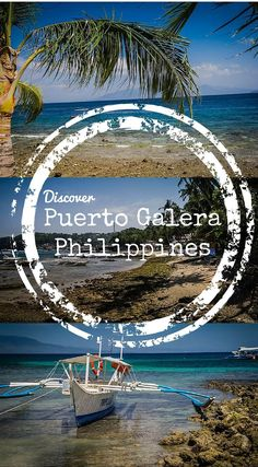 Puerto Galera it has some of the worlds best beaches and spectacular diving, one of the top 5 places to dive in the Philippines, but it is close to Manila and easy to reach. As an added bonus, it is incredibly cheap to travel to this island too. Click to read more the full travel blog post  www.divergenttrav...