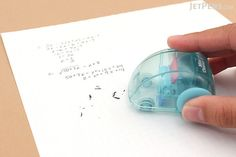 Midori Eraser Dust Mini Cleaner II - Clear - MIDORI 65614-006