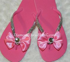 Rhinestone Sandals! www.DiamondDivasBLING.com ♥ LIKE ♥ our page today! www.facebook.com/DiamondDivasBLING ♥ Rhinestone Sandals, 3 Shop, Sexy Boots, Flip Flops, Bling, Cute, Crafts, Accessories, Facebook