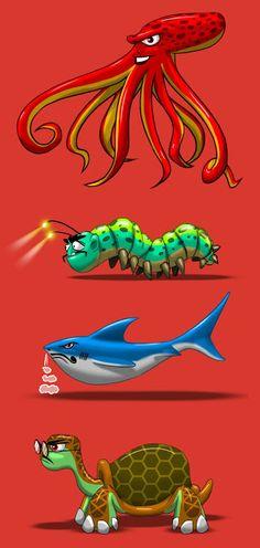 Atul Lahu Todankar:    Underwater obstacles...........!