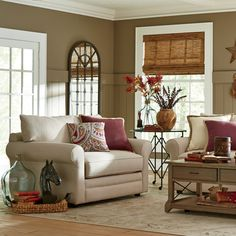 Minot End Table Living Room