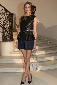 Callejeando la moda: OUTFITS I LOVE. Olivia Palermo.
