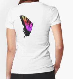 Butterfly wing paramore brand new eyes inspired