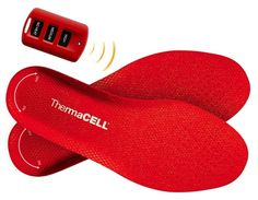 ThermaCELL Insoles / 24 Genius Clothing Items Every Girl Needs (via BuzzFeed)