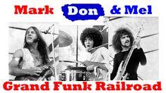 grand funk railroad   grand funk railroad ou simplesmente grand funk e uma banda