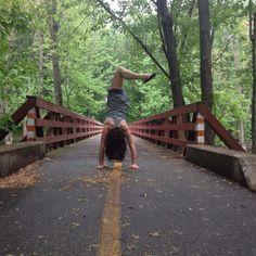 Handstand challenge day30 #stralaeverywhere