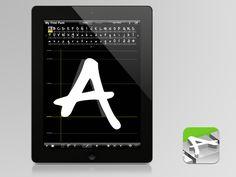 iFontMakerisa handy toolto createyour own fontsin minutes.