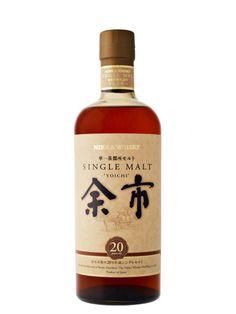 Yoichi whisky 20 years