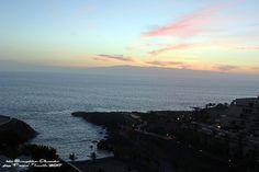 Tenerife, playa Paraiso