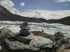 Glaciar Ojo del Albino, TdF, Argentina. foto Paulo Luna