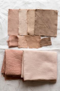 Natural Dye and Co – Journal and experiments of a natural dyer Colour Pallette, Colour Schemes, Color Combos, Neutral Palette, Beige Aesthetic, Color Stories, Pantone, Color Inspiration, Decoration