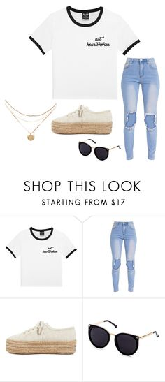 """""""-"""" by worstbiebehavior ❤ liked on Polyvore featuring Superga and 2017"""