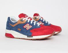 "#NewBalance 1600 ""Benjamin"" UBIQ #Sneakers"
