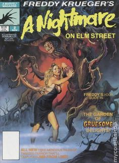 Freddy Krueger's A Nightmare on Elm Street (1989) 2