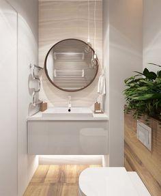 LED szalag fürdőszobában, mellékhelyiségben