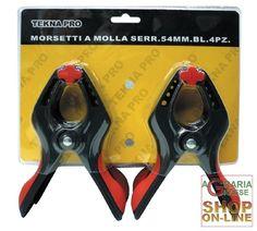 MORSETTI A MOLLA SERRANTE 43 MM. pz. 4 PINZETTE MULTIUSO FORTI http://www.decariashop.it/ferramenta-attrezzature/11832-morsetti-a-molla-serrante-43-mm-pz-4-pinzette-multiuso-forti.html