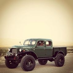 Dodge Power Wagon.