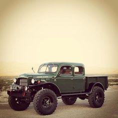 Dodge Power Wagon.
