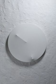 Norwegian-based SHE Design Studio - Myk Clock, 2011
