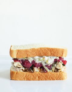 The Ultimate Thanksgiving Leftover Sandwich with video