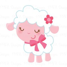 Image result for cute baby sheep clipart