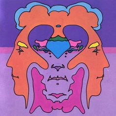 Peter Max, Thought, 1970