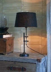 Riviera maison lampen on pinterest hanging lamps lamps and lampshades - Eigentijdse hangerlamp ...