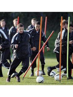 Football training boundary poles | Sports Accessories,cheap football sports equipment and team kits