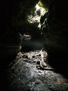 Ape Caves - Mt. St. Helens