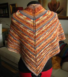 Harry Shawl - Free Pattern